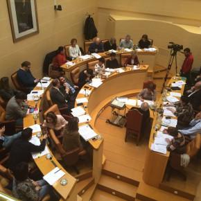 Respaldo del Pleno del Ayuntamiento de Segovia a las propuestas de Cs en beneficio de los autónomos y de apoyo a las personas con dislexia.