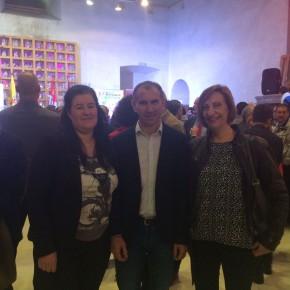 Ciudadanos acude a la noche de gala de la cocina segoviana