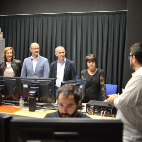 """Luis Fuentes: """"Cuando Cs gobierne, mi labor será que los proyectos modernizadores puedan quedarse en Castilla y León"""""""