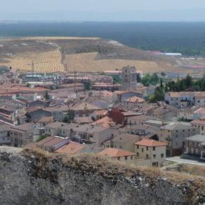 Cs Segovia pide actuaciones en el cruce de carreteras de Cuéllar