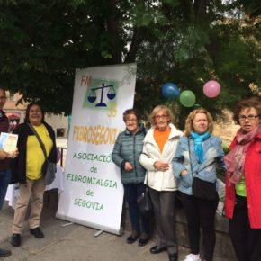 Cs comparte el 12 de mayo con Fibrosegovia