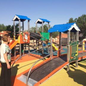 Ciudadanos se congratula de que el parque inclusivo de San Lorenzo sea hoy una realidad
