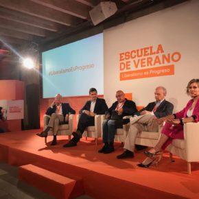 """Escuela de Verano de Ciudadanos """"Liberalismo es progreso"""""""