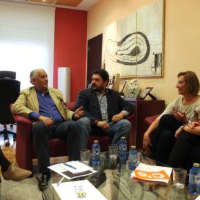 Ciudadanos se interesa por las necesidades de los Polígonos Industriales de Segovia