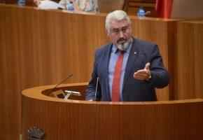 Ciudadanos pide a la Junta un plan de urgencia para la restauración del patrimonio histórico en riesgo de Segovia.