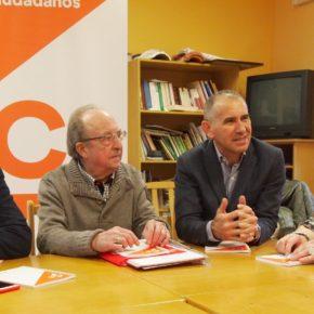 Ciudadanos celebra en Marugán el primer Foro de Encuentro Rural