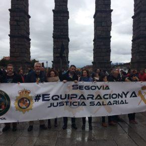Ciudadanos apoya la equiparación salarial en Segovia