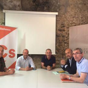 """David Castaño:""""Castilla y León necesita un sector agrario competitivo que responda a las necesidades del mercado y de los consumidores"""""""