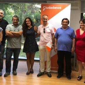 Jesús Gascón coordinará el Grupo Local de Ciudadanos en El Espinar